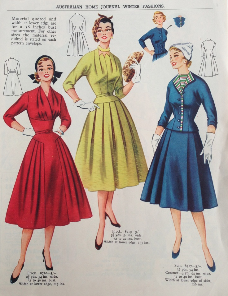 1950s fashion in australia essay An overview of 1950s fashion history for women what did women's wear and why major designs, trends, style of the fifties era.