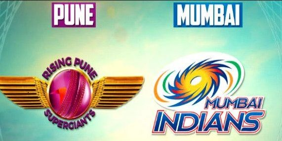 RPS VS MI 2nd Match IPL 2017 Live Cricket Score, Online Streaming april 06, 2017. Today online streaming rising pune supergiant vs mumbai indians team squad