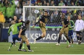Philadelphia Union in action