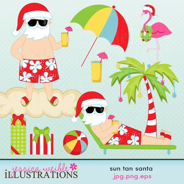 Commercial Christmas Decorations Florida: 1000+ Images About Tropical Christmas On Pinterest