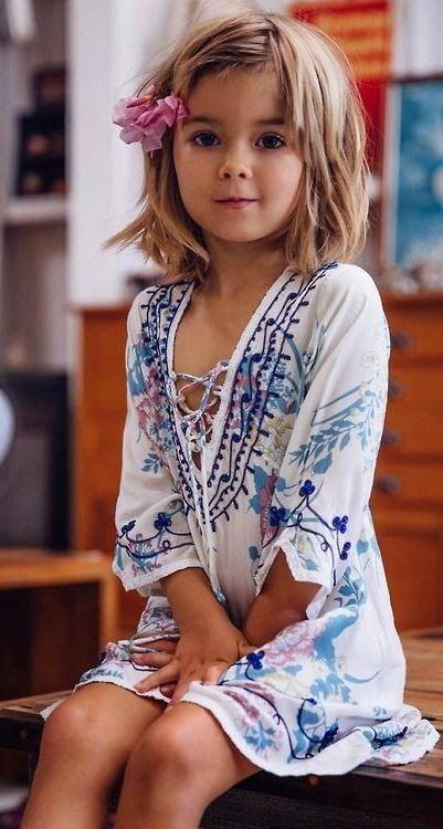 MODA INFANTIL - Verão para Meninas - 21 Looks