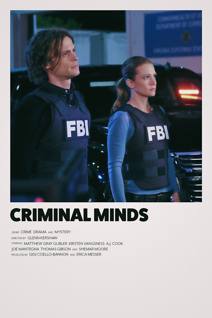 Park Art|My WordPress Blog_Which Criminal Minds Character Are You Quotev