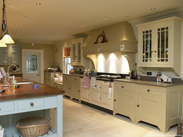 Hayburn Bespoke Painted Kitchen