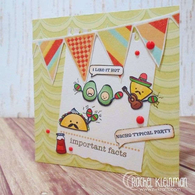 16 best handmade invitation cards images on pinterest handmade sweet stamp shop taco bout it party invitation handmade invitation cardsparty stopboris Image collections