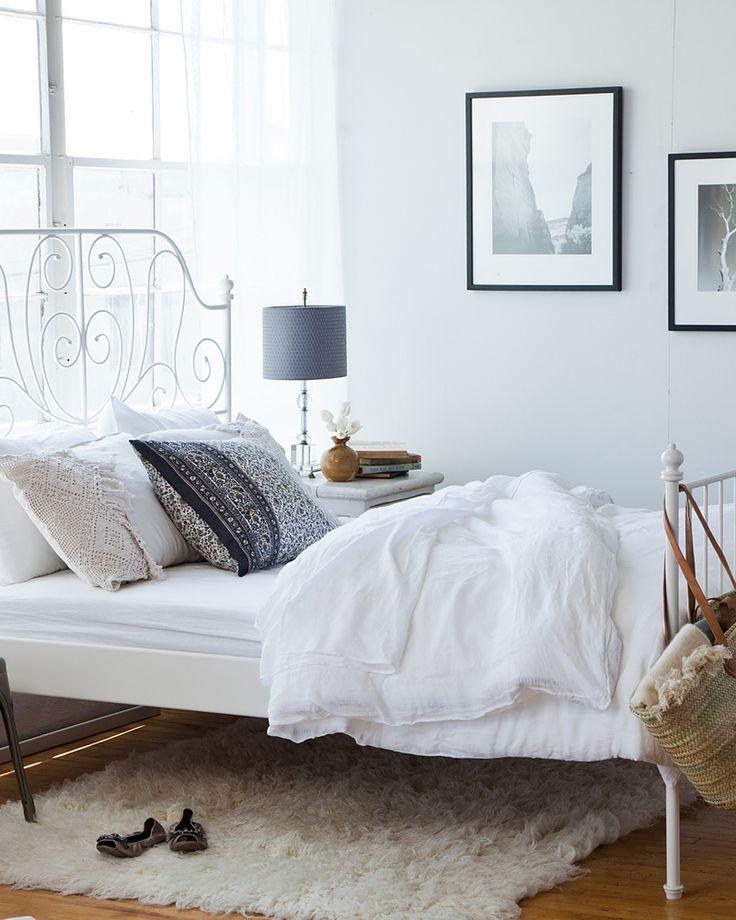 Montecito Washed Linen Duvet Cover - HomeMint $179