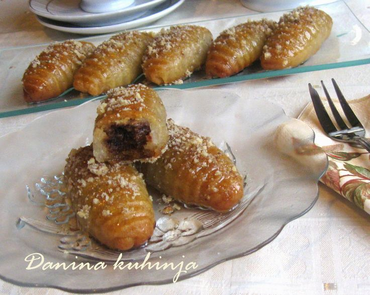 Danina kuhinja: Punjene posne pivarice