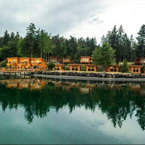 Check out Snug Harbor Resort on the  2015 Best Northwest Escapes
