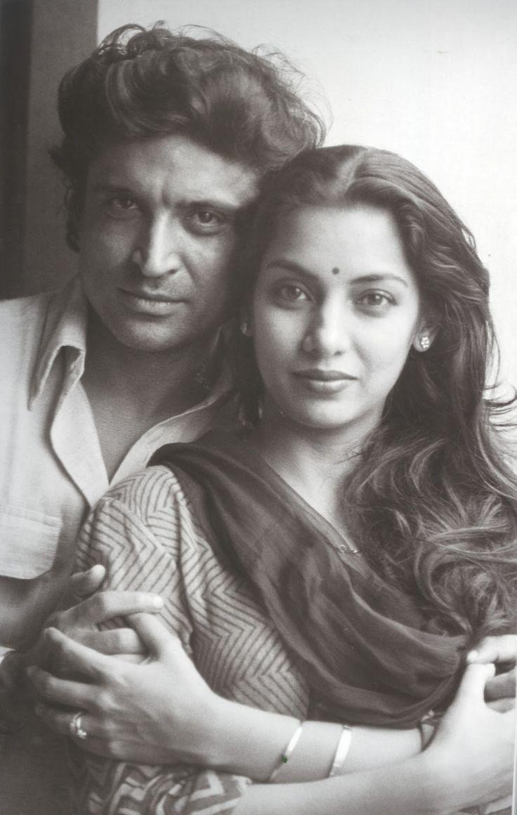 Lyricist Javed Akhtar and wife actress Shabana Azmi