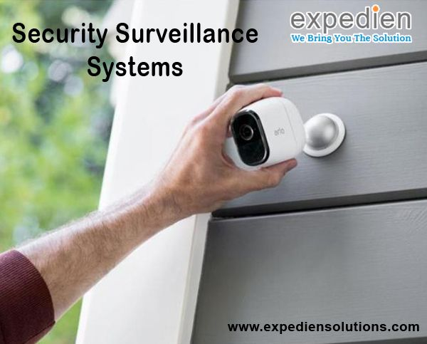 Looking For The Efficient And Great Solution That Can Keep An Eye Round The Clock Safeguarding Your Propert Security Surveillance Solutions Surveillance System