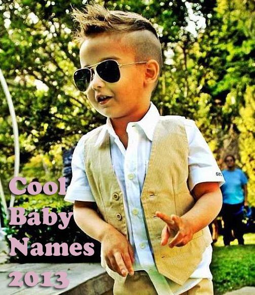 Awesome Baby Images: Cool Baby Names For Boys 2013 #fashion #kids #swag #boots