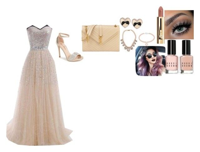 """Nude fantasy"" by sharel-njock on Polyvore"