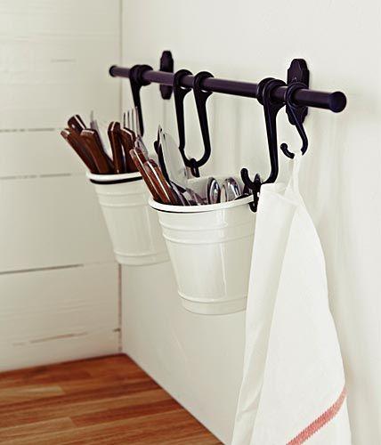 Ikea Fintorp to store silverwear