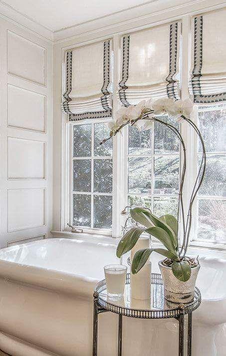 Top 25+ best Vintage window treatments ideas on Pinterest Unique - bathroom window curtain ideas
