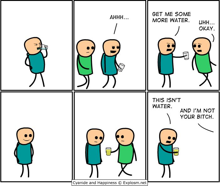 #cyanideandhappiness: Funny Pics, Cyanide, Funny Pictures, Funny Whatever, Dark Humor, Funny Stuff, Happiness, Humor Things, Awesome Things