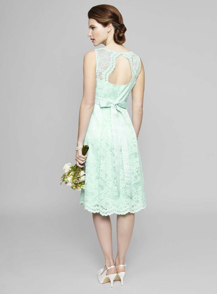 Interesting Mint Lottie Lace Bridesmaid Dress Bhs With Wedding Dresses At