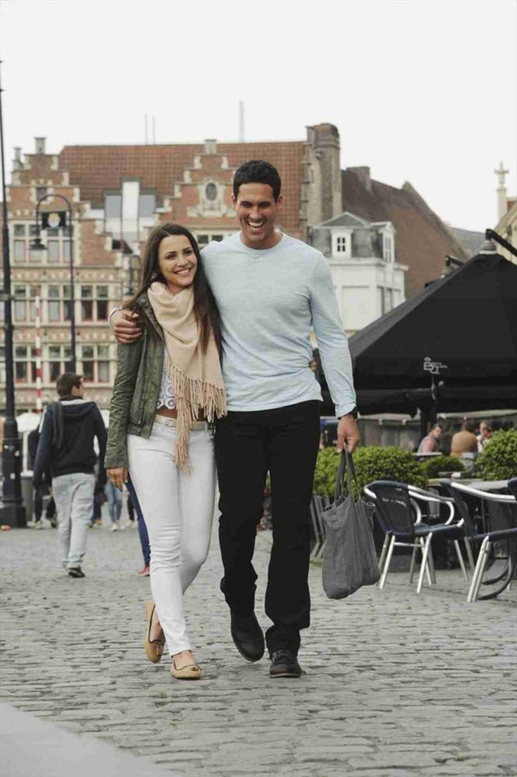 Andi Dorfman and Josh Murray Are Relaxed and Happy on Their Date in Episode 7