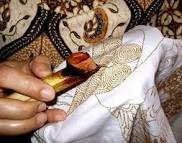 Hand drawing clothes....BATIK....INDONESIA...
