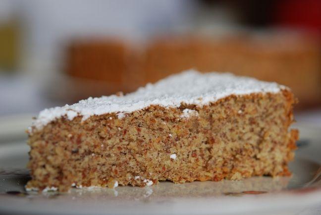 Mallorquinischer Mandelkuchen von Jan