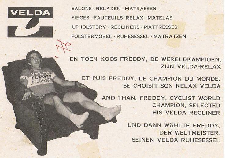 Freddy Maertens - Velda.