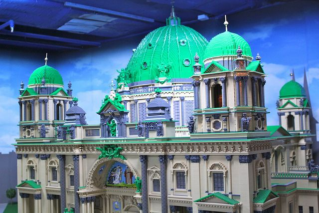 Lego Cathedrals   Lego Berlin: Berlin Cathedral   Flickr - Photo Sharing!