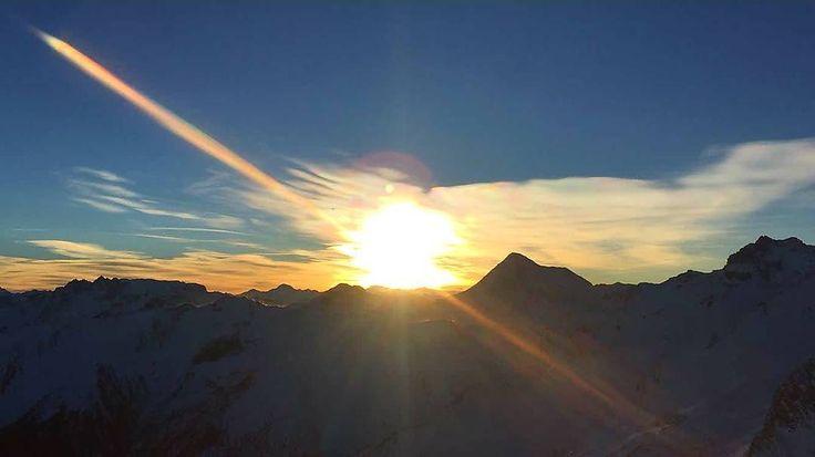 Einen wunderschönen guten Morgen aus #ischgl. Wünschen allen einen guten Start ins Wochenende  #skifahren #traumtag #bergwelt #sporthotelsilvretta #kuhstallischgl