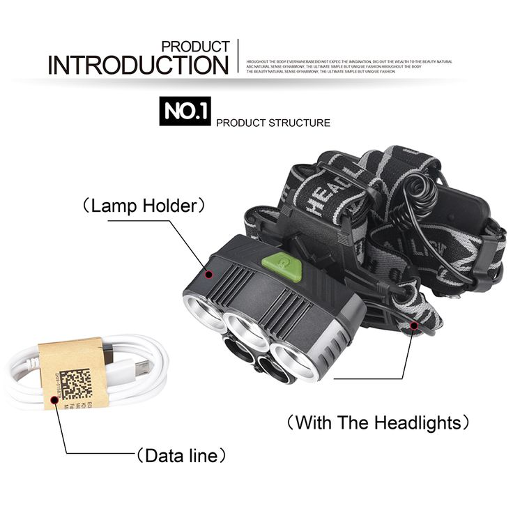 XANES 2309-A 1500 Lumens Bicycle Headlight 6 Switch Modes 3 x XML-T6 + 2 x LTS White Light Adjustable HeadLamp