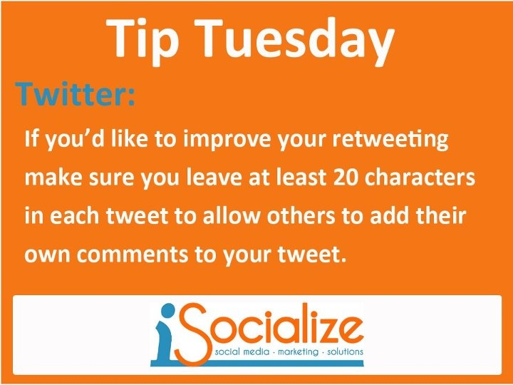 How to improve retweets on Twitter.    Connect with me on Twitter: http://twitter.com/isocialize_au