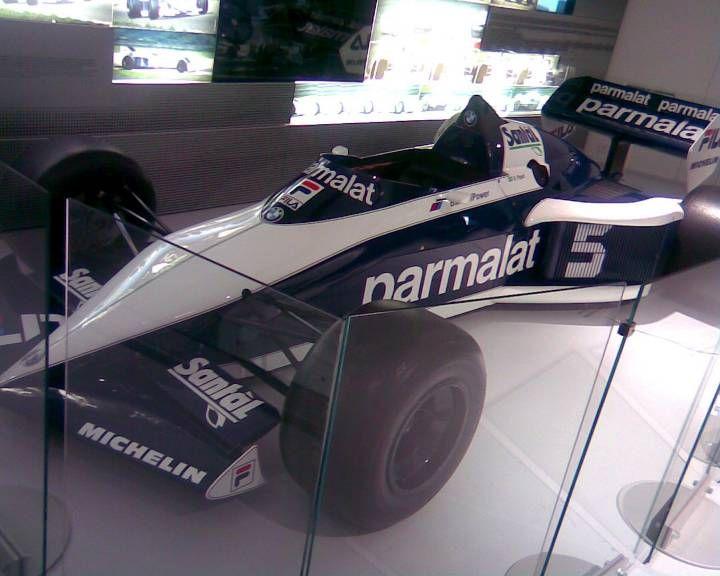 Brabham BMW F1, BMW museum Munchen