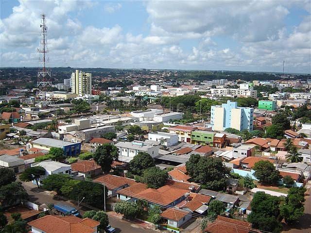 Cidade de Tangará da Serra - Turismo e Cultura em Mato Grosso
