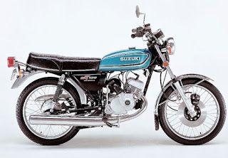 Sejarah Motor (Sport Jantan) Suzuki di Indonesia | Planet Motobike