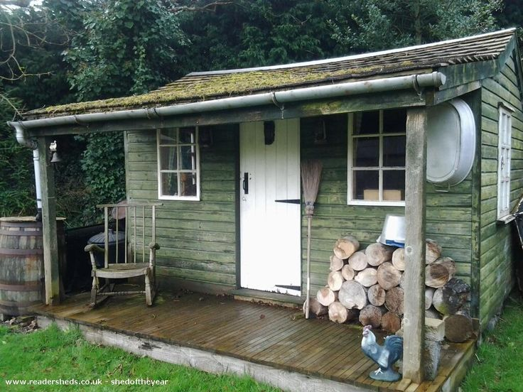 The Ranch is an entrant for Shed of the year 2015 via @unclewilco #shedoftheyear