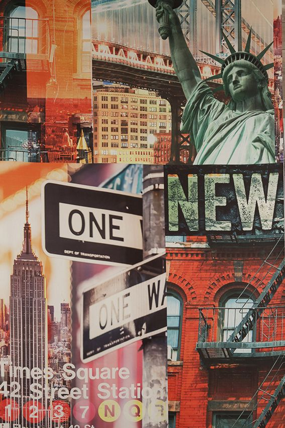 Suuntana New York / Eurokangas