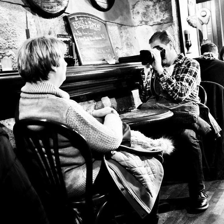 I watched this couple and how they took pictures of each other for about 15 minutes. It was so lovely to see them pose in this little pub  #tripgourmets #annecy #pub #publife #beeroclock #couple #peoplewatching #blackwhite #blackandwhite #blackandwhitephotography #photographer #intimate #romantic #scene #travel #traveling #instagood #instagram #voyeur #ig_daily #ig_shotz #travelgram #travelmoments #photooftheday #pictureoftheday #potd #intimacy #secret #igers #love