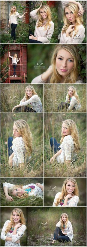 Senior Girl | Senior Portraits | Susie Moore Photography