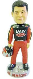 Joe Nemechek #25 Driver Suit Forever Collectibles Bobble Head #JoeNemechek