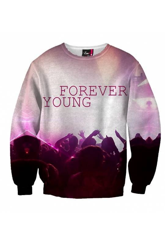 """$59 This sexy sweater with a rosy finish displays a taste of youth, a bit of wildness and a touch of innocence. The """"Pink Life"""" is for those who feel young at heart. Express your joie de vivre. Show the world how good it is to love, to live and to be young."""