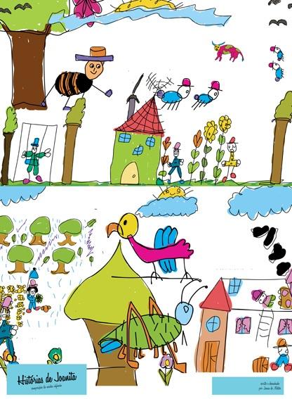 Ilustration - Joana de Matos  www.joanadematos.com   and  http://matosjo.blogspot.com