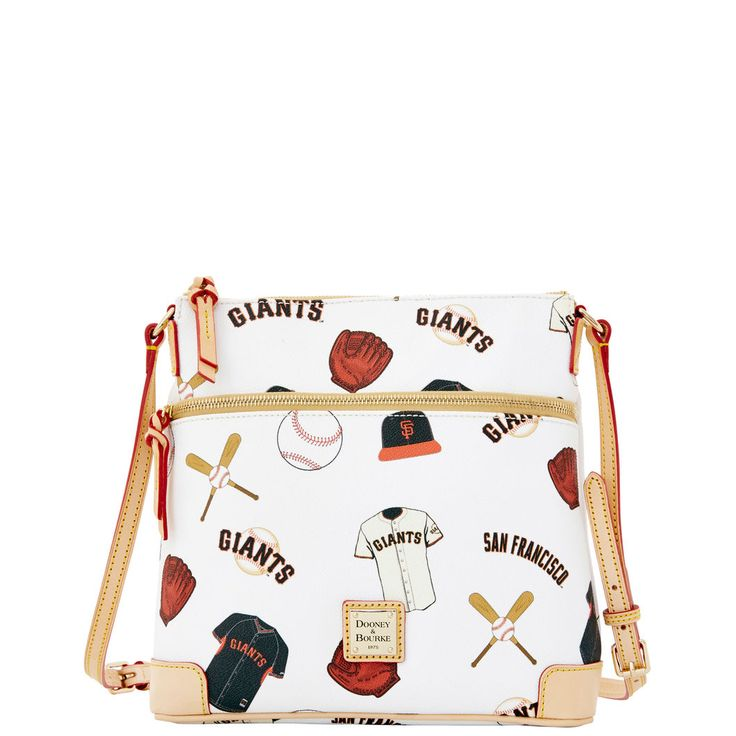 MLB Giants Crossbody - ok this is just cute (only for game days though :) )