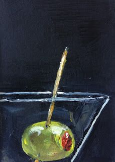 Kristine Kainer's Art Journal: July 2013