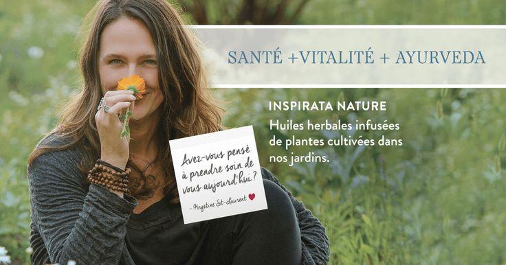 Avez-vous pensé à prendre soin de vous aujourd'hui ? Découvrez nos huiles herbales infusées, cultivés des plantes de nos jardins, à utiliser dans vos rituels bien-être.