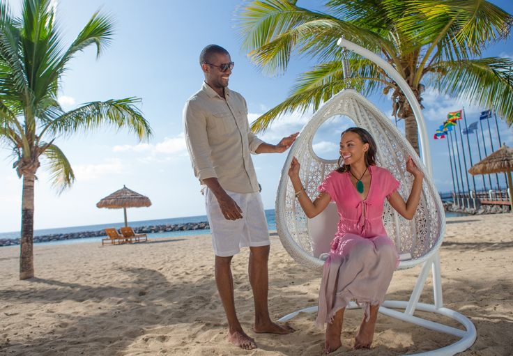 Find your favorite hang out and have a swinging good time under the palms.   Sandals Resorts   Grenada