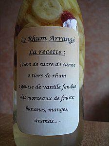 LE RHUM ARRANGE