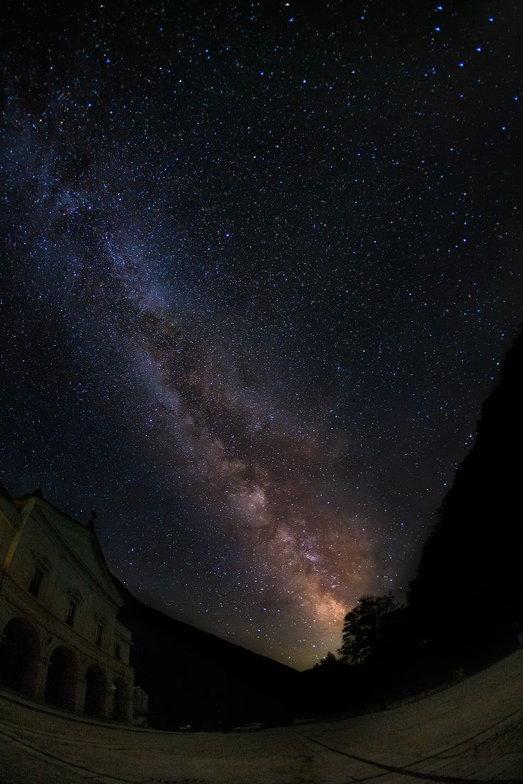 The Milky Way by Giorgio Galano on 500px