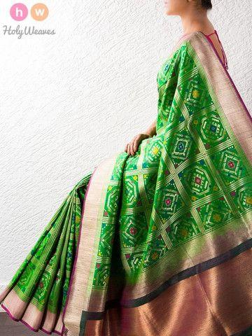 Bandhani Patola