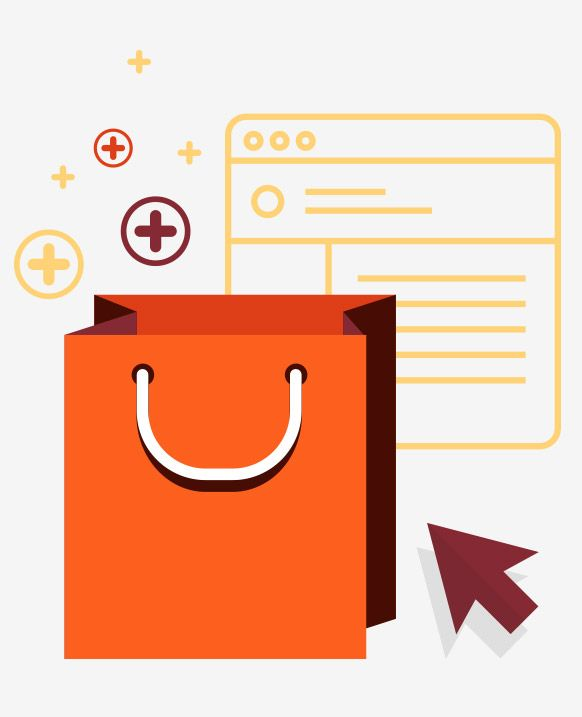 Turn visitors to your e-commerce store to loyal customers with X-Cart development services from KrishaWeb!