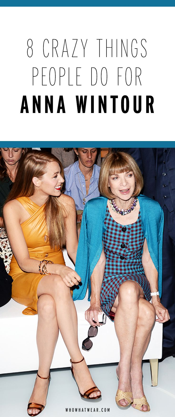 ~Anna Wintour proves she is still the most influential voice in fashion | House of Beccaria