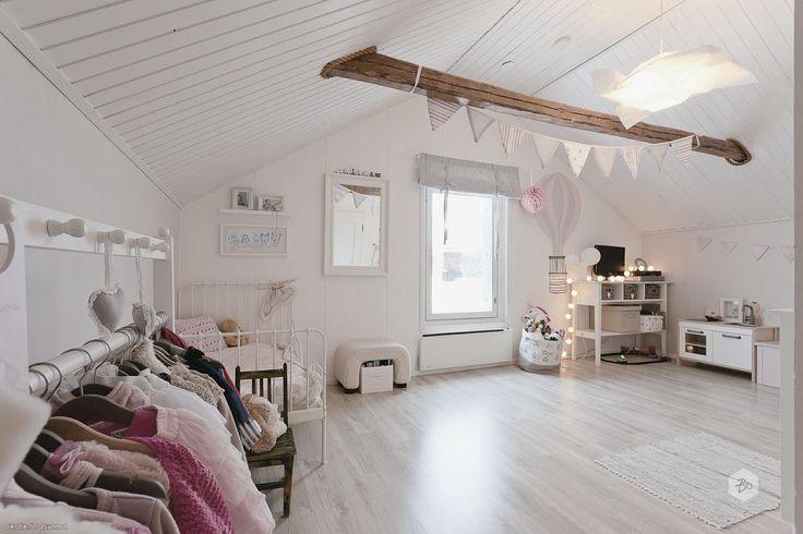 Myytävät asunnot, Tammikallionpolku B, Lieto #oikotieasunnot #lastenhuone #kidsroom
