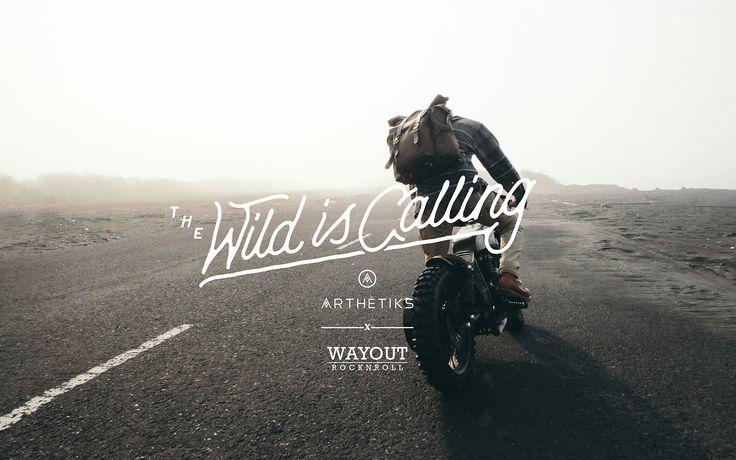 THE WILD IS CALLING: Arthetiks X Wayout | ARTHETIKS