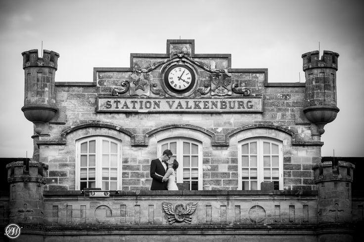 #station #valkenburg #wedding #photo #session #Nederland #provincie #Limburg #Maastricht #Sittard #bruiloft