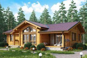 rumah kayu modern indonesia tentunya saat ini sudah